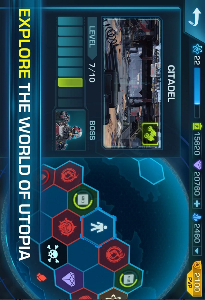 进化2:乌托邦之战(统御之门)游戏截图