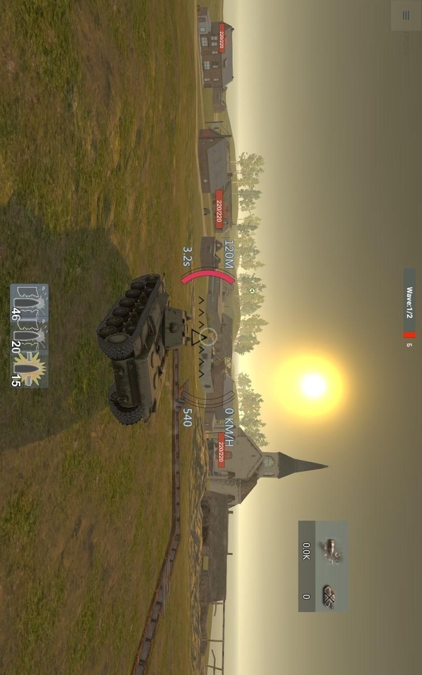 装甲战争(增加大量模组)游戏截图