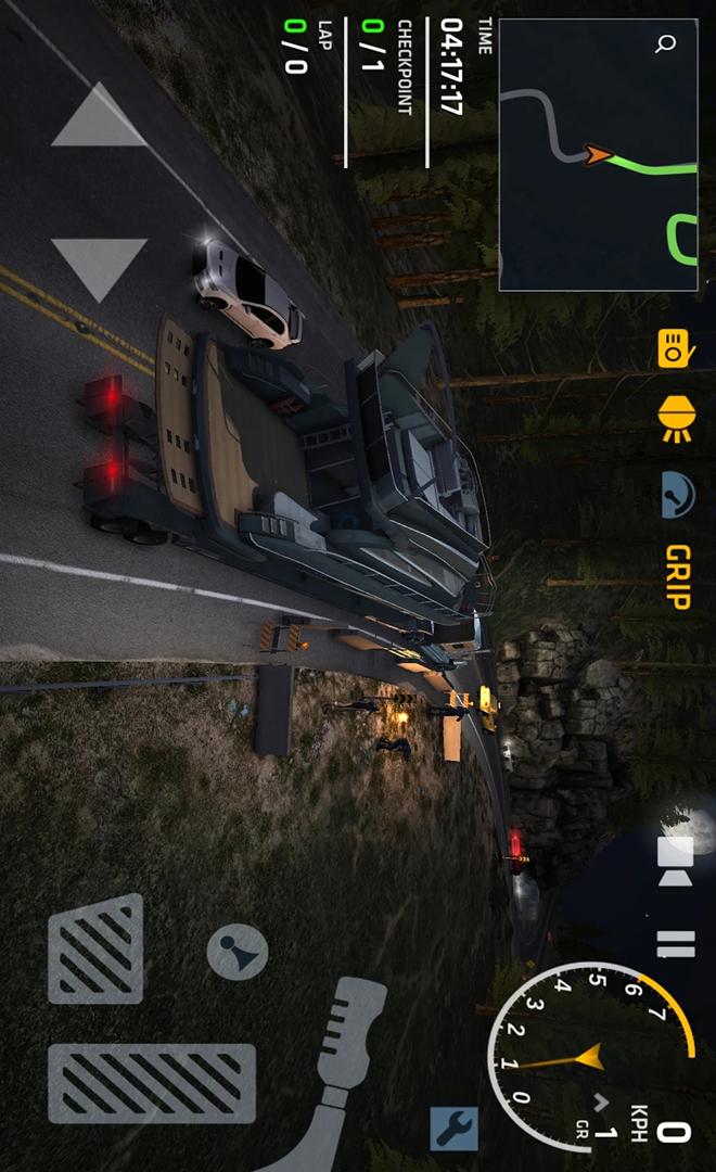 终极卡车模拟器游戏截图