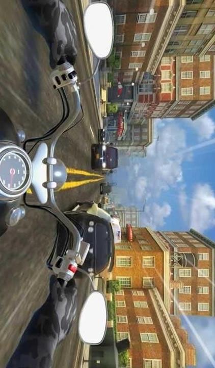 摩托骑手游戏截图