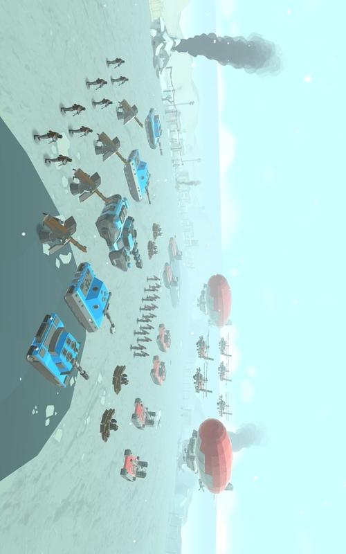 陆军战争模拟器游戏截图