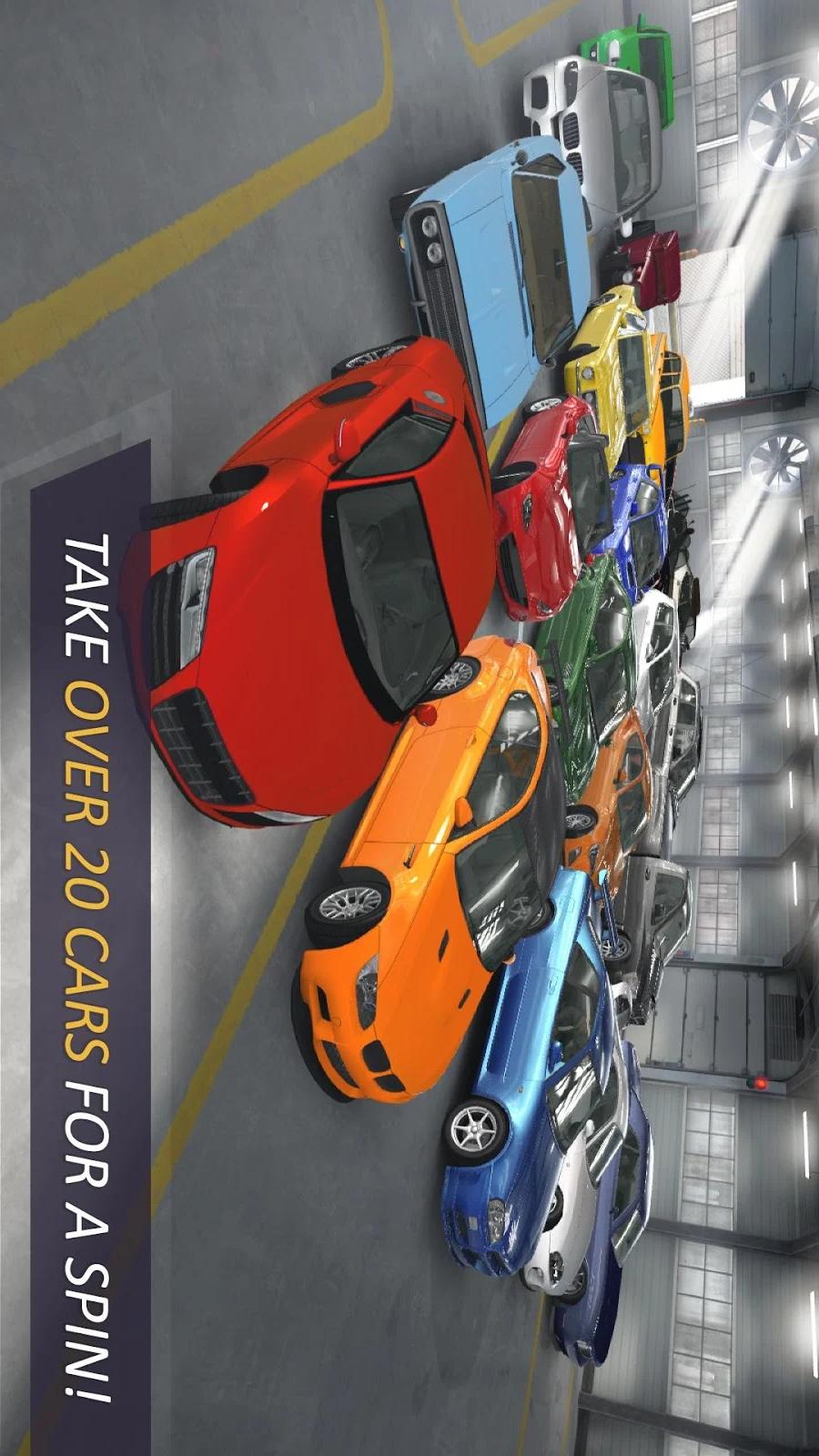 CarX公路赛车游戏截图
