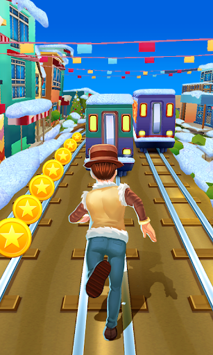 地铁公主赛跑者游戏截图
