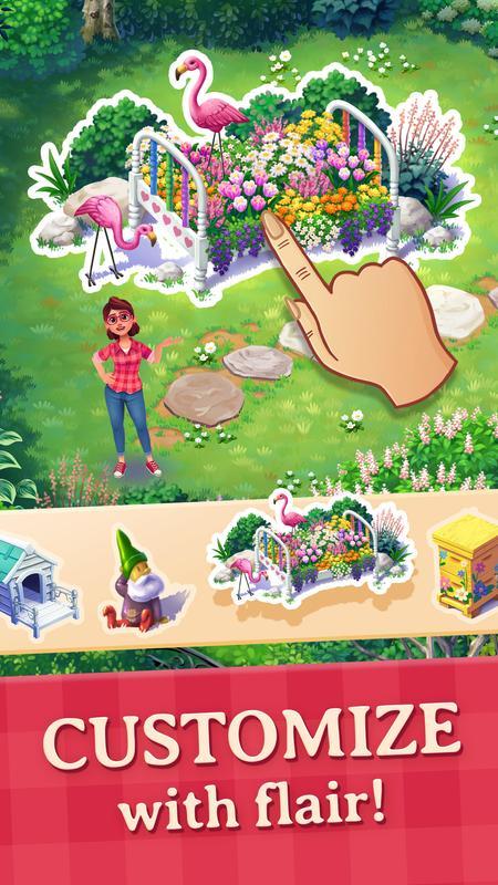 茉莉的花园(内置菜单)游戏截图