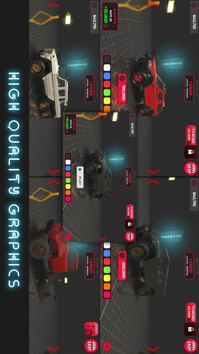 越野工程游戏截图