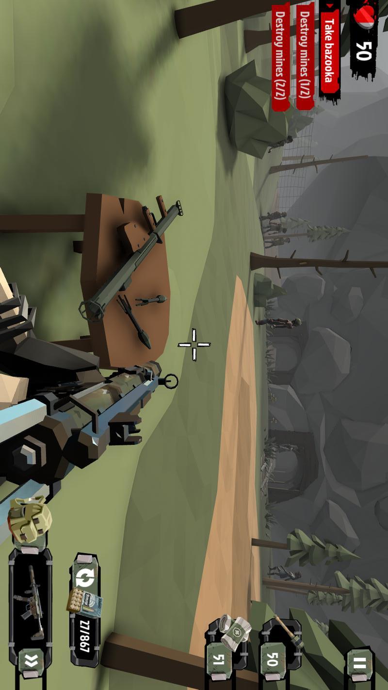 行尸2加强(新武器)游戏截图