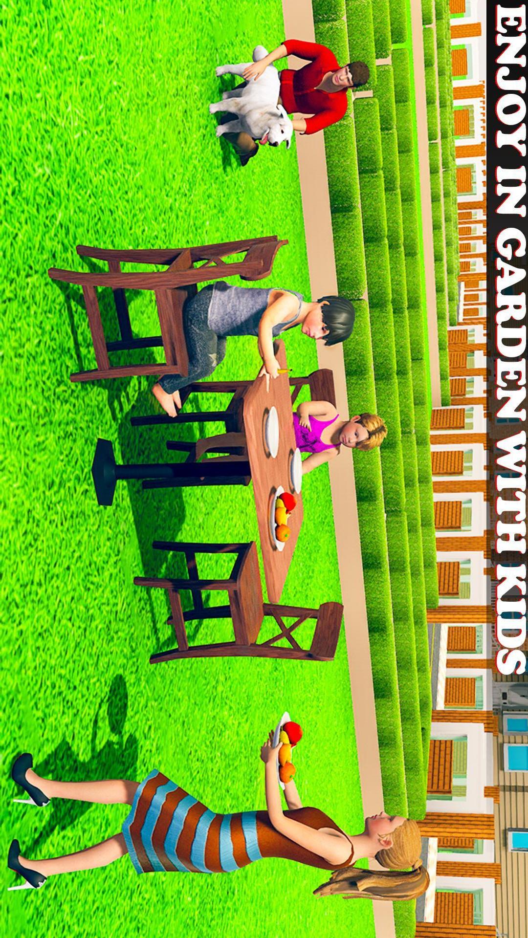 母亲模拟器手游最新版游戏截图