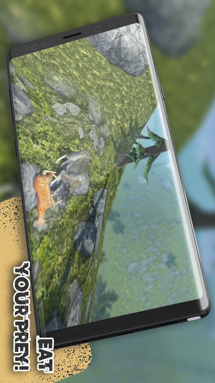 狼族模拟进化游戏截图