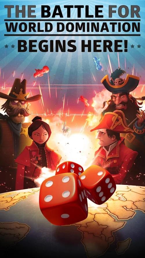 风险统治全球解锁版游戏截图