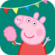 小猪佩奇主题乐园破解版无限金币最新版图标