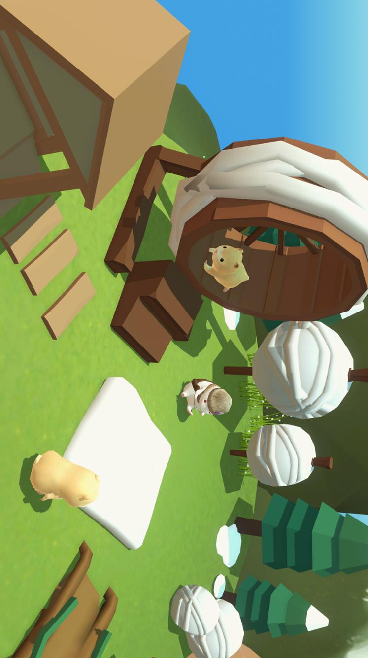 仓鼠村庄游戏截图