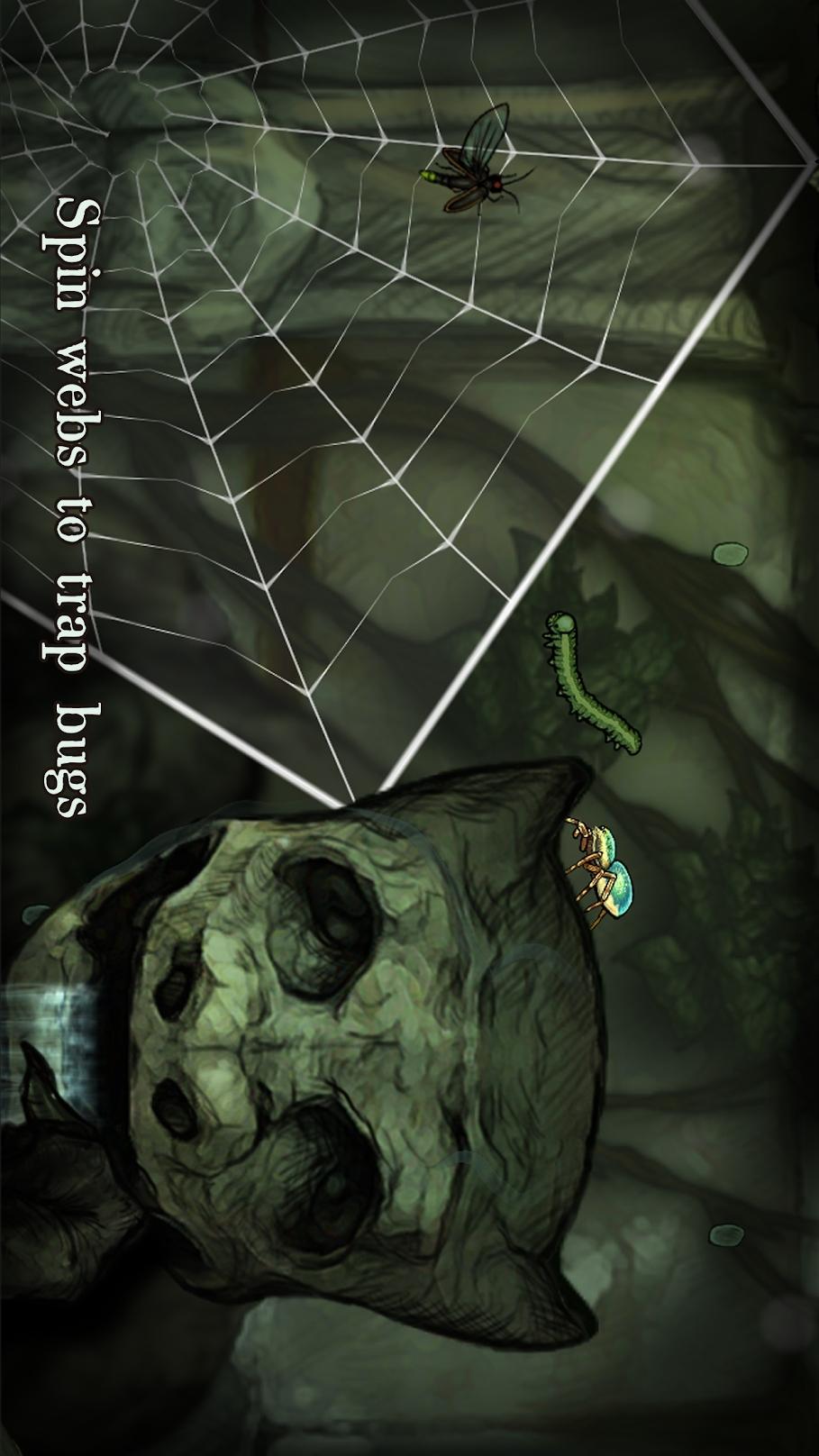 蜘蛛仪式笼罩游戏截图