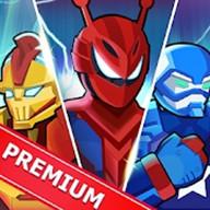 超级机器人英雄格斗图标