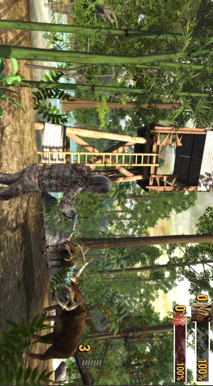丛林狩猎:进化游戏截图