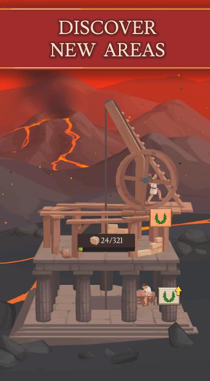 空闲塔矿工游戏截图