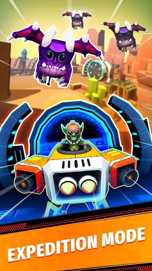 守护者:外星猎人游戏截图