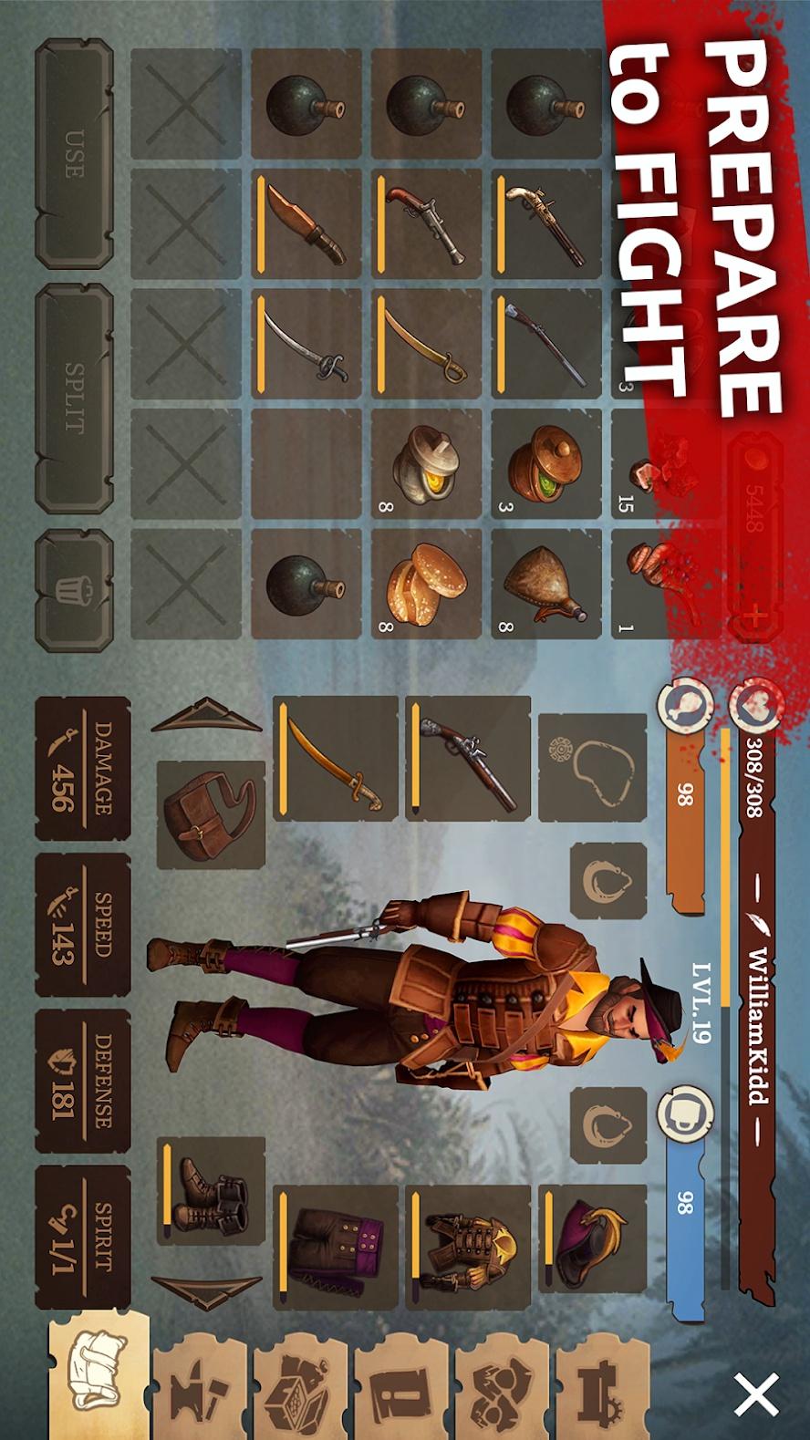 叛变:海盗生存RPG游戏截图