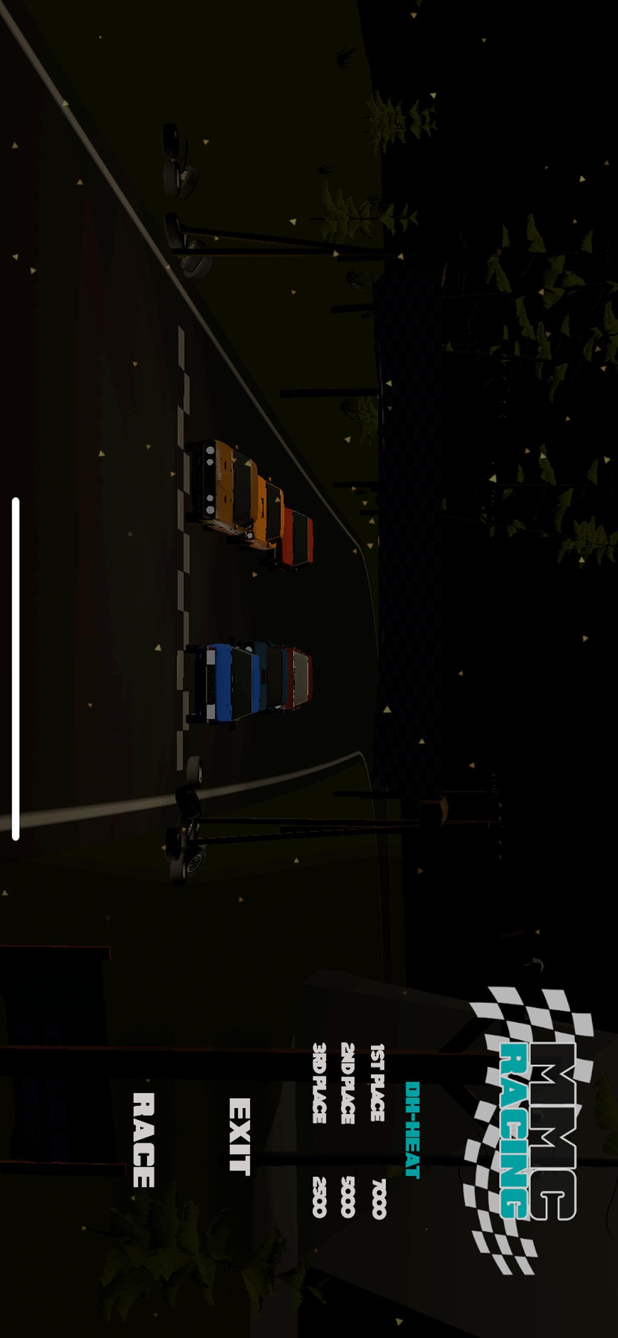 峡谷赛车游戏截图