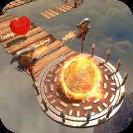 3D球形平衡器-太空冒险图标