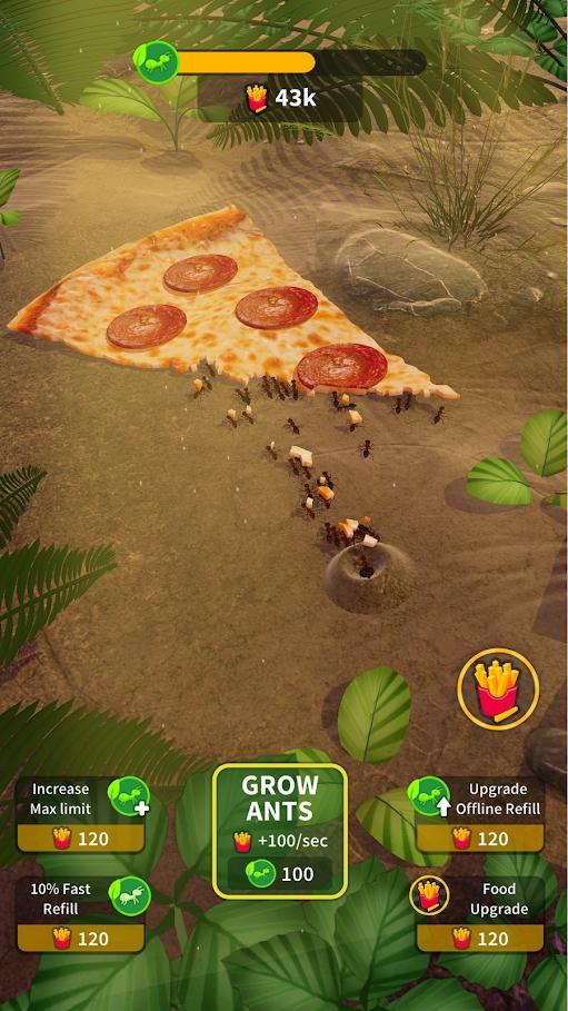小小蚁群游戏截图