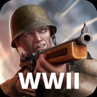 战争幽灵:二战射击图标