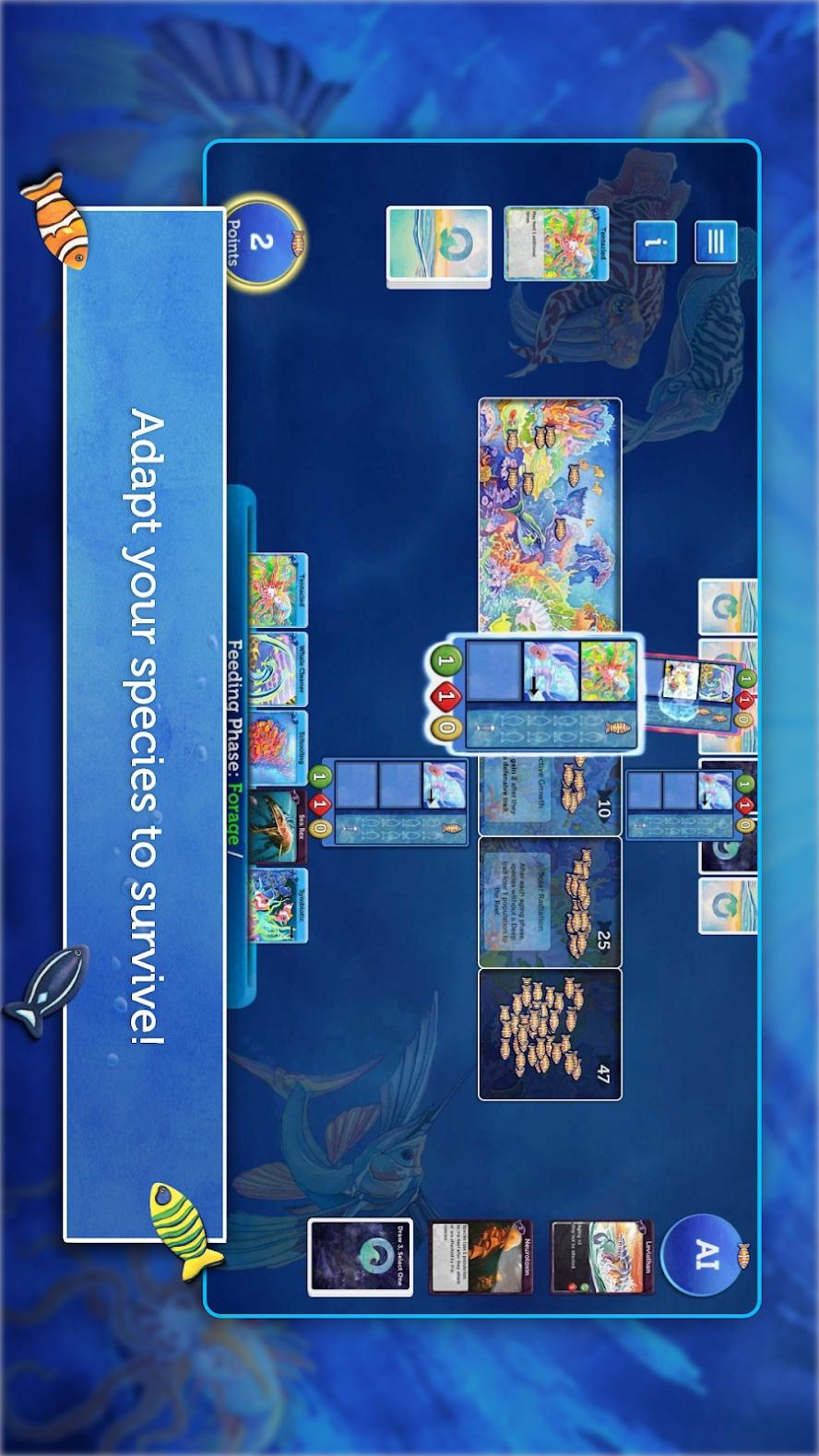 海洋游戏游戏截图