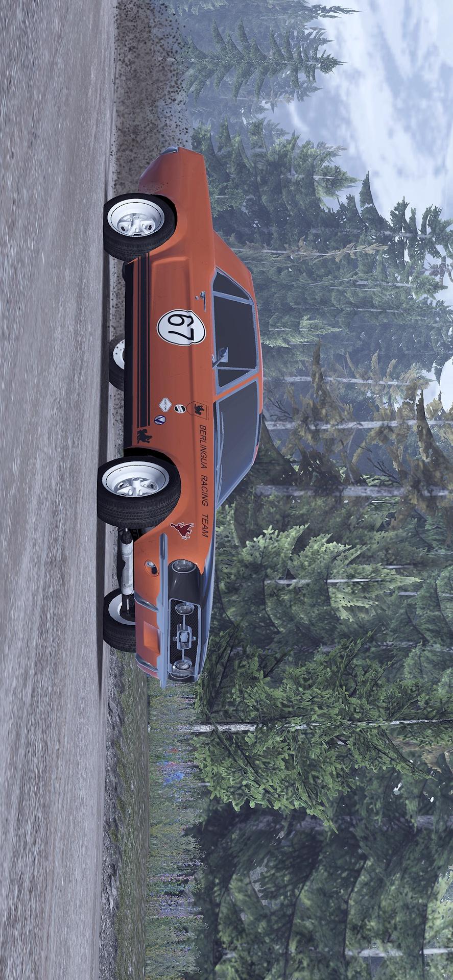 CarX拉力赛游戏截图