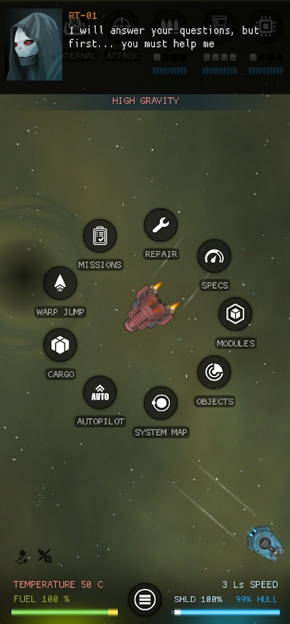 银河系基因组游戏截图