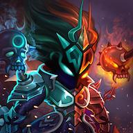 史诗英雄战争:暗影之王高级版图标