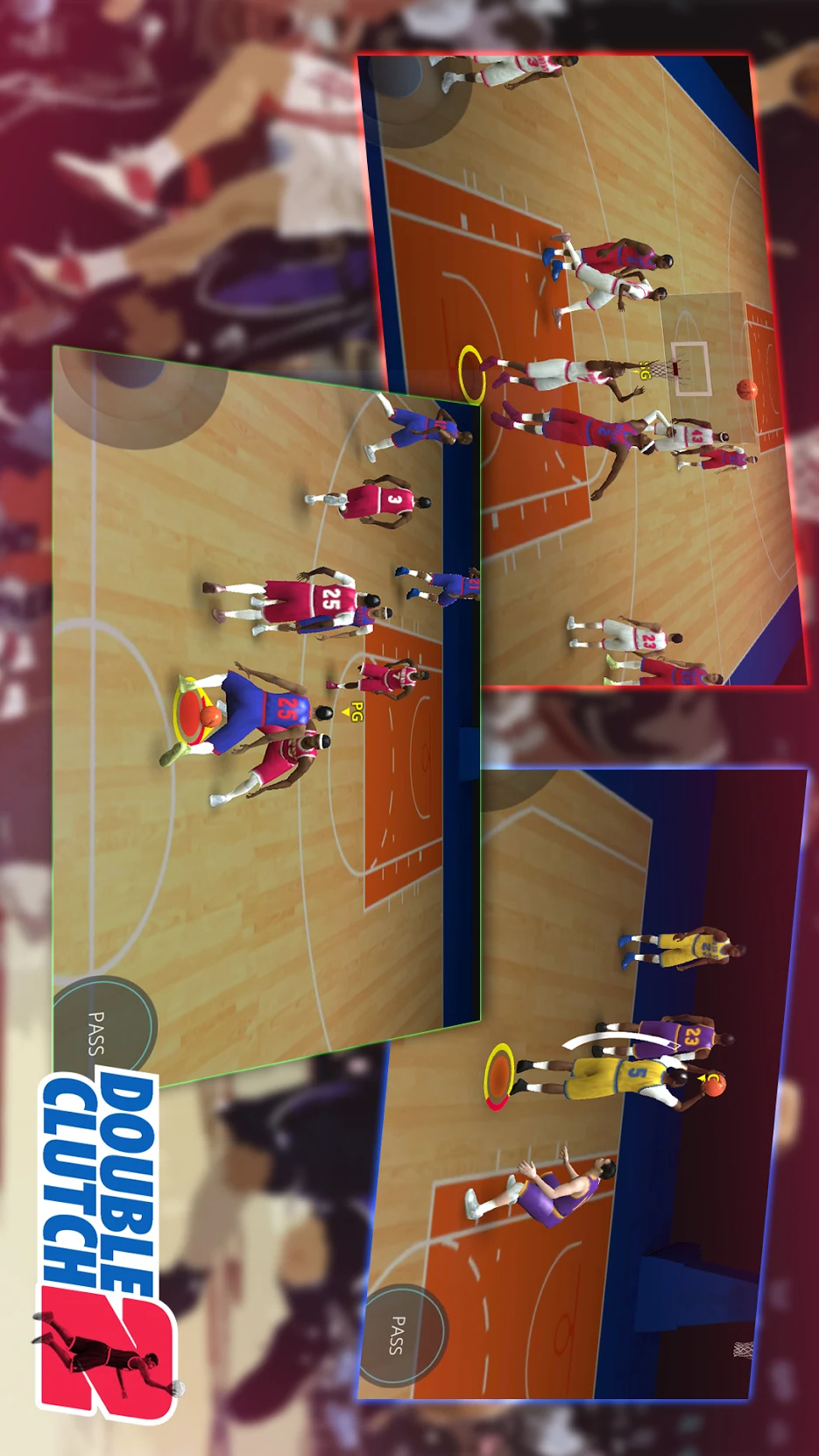 模拟篮球赛2(新模式)游戏截图