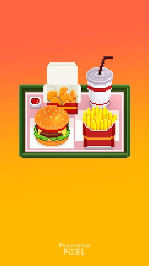 像素拼图创景游戏截图