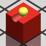 连接3D图标