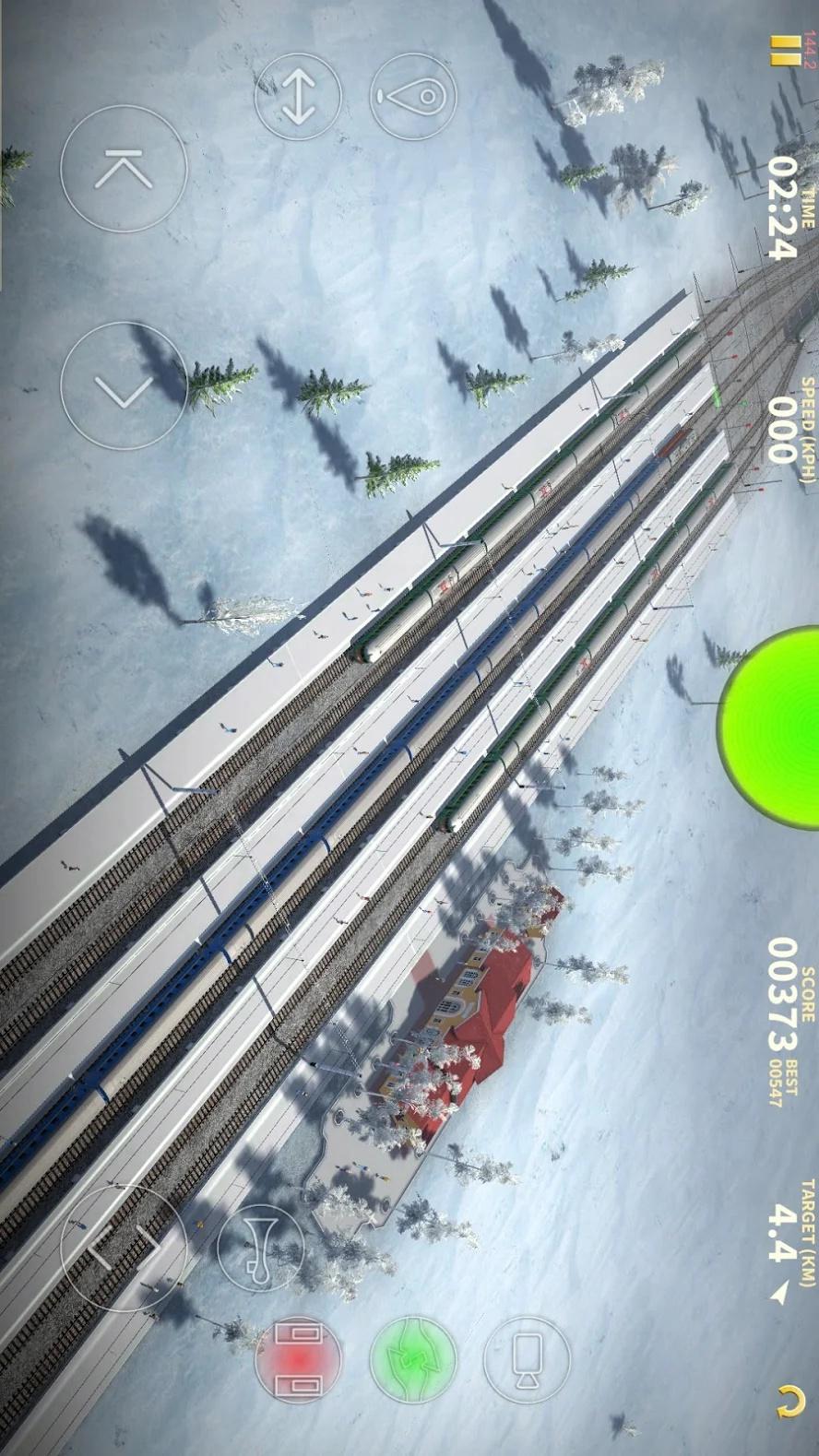 电动火车高级版游戏截图