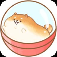 胖胖面包犬图标