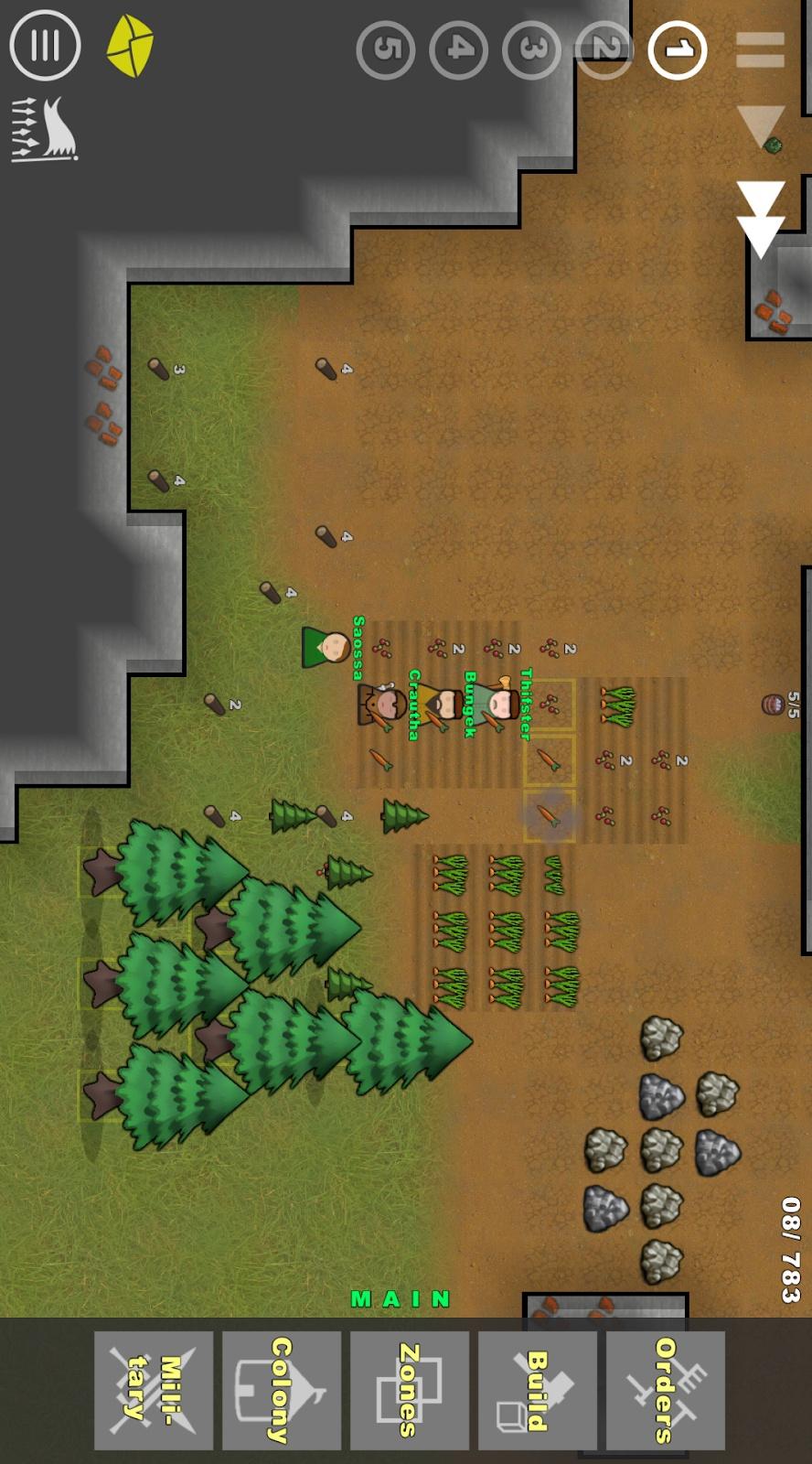 殖民地建筑模拟器游戏截图