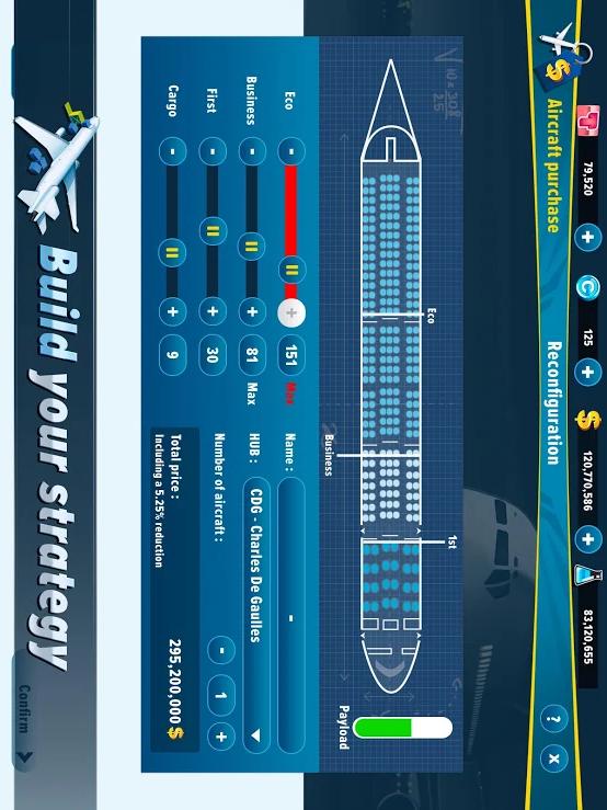 航空公司经理:大亨2021游戏截图