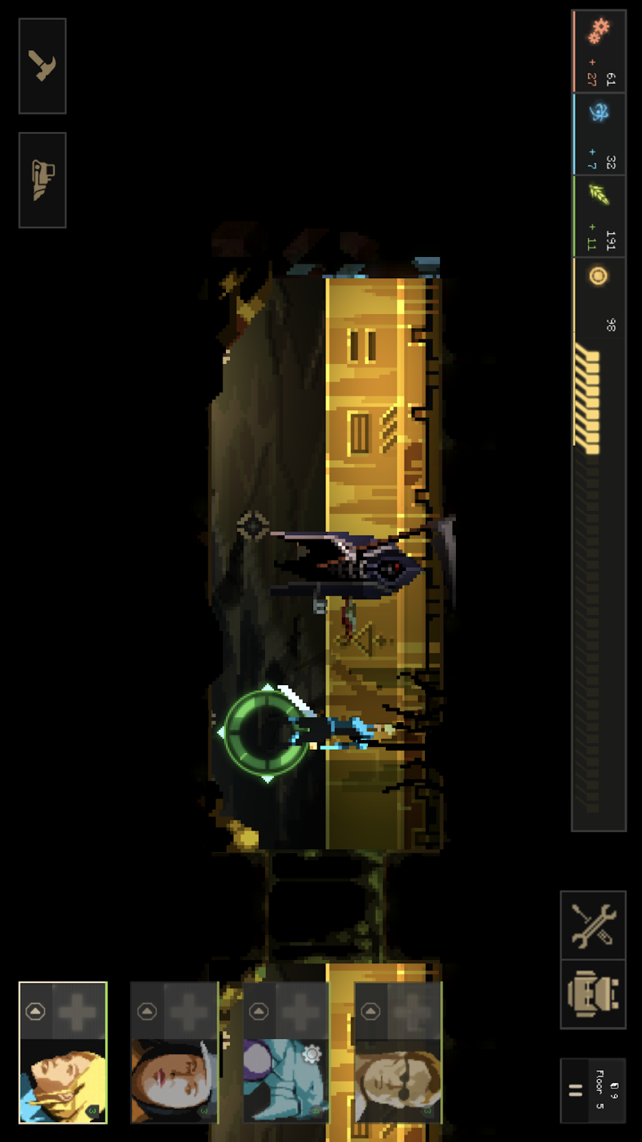 无尽的地牢:启示录游戏截图