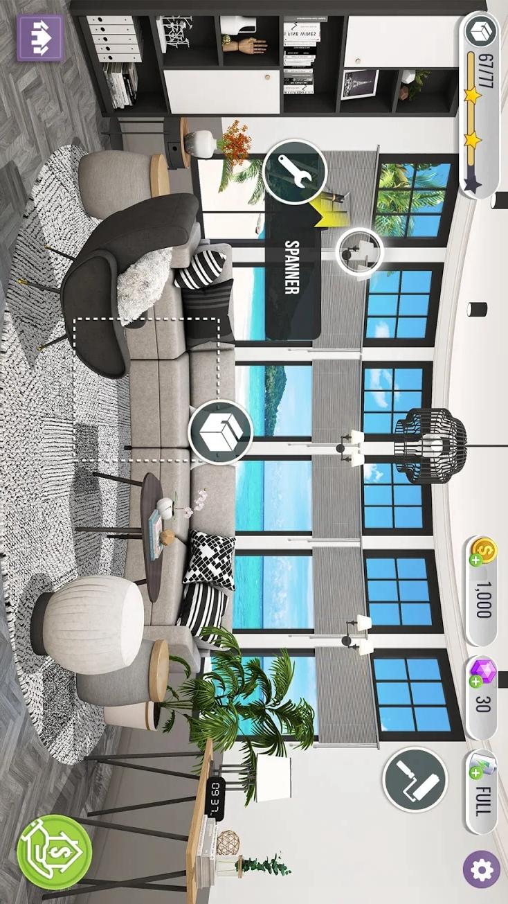 家居设计:翻新改造者游戏截图