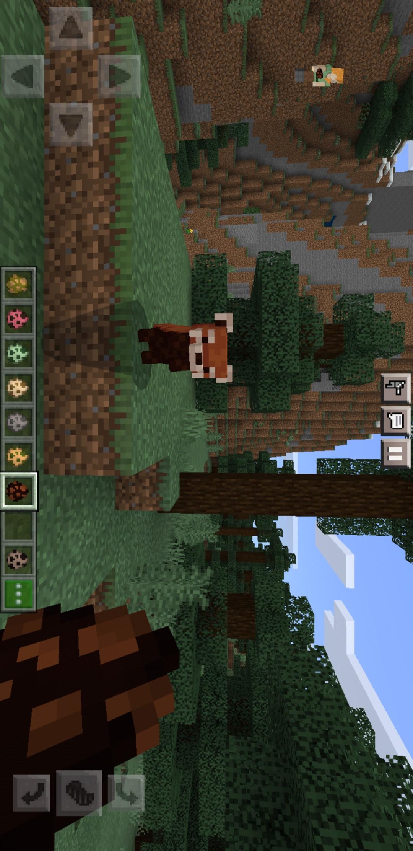 我的世界(新世界模组和西丛林城地图)游戏截图