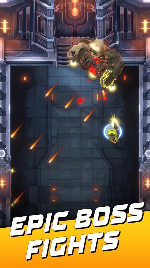 毁灭战士DOOM游戏截图