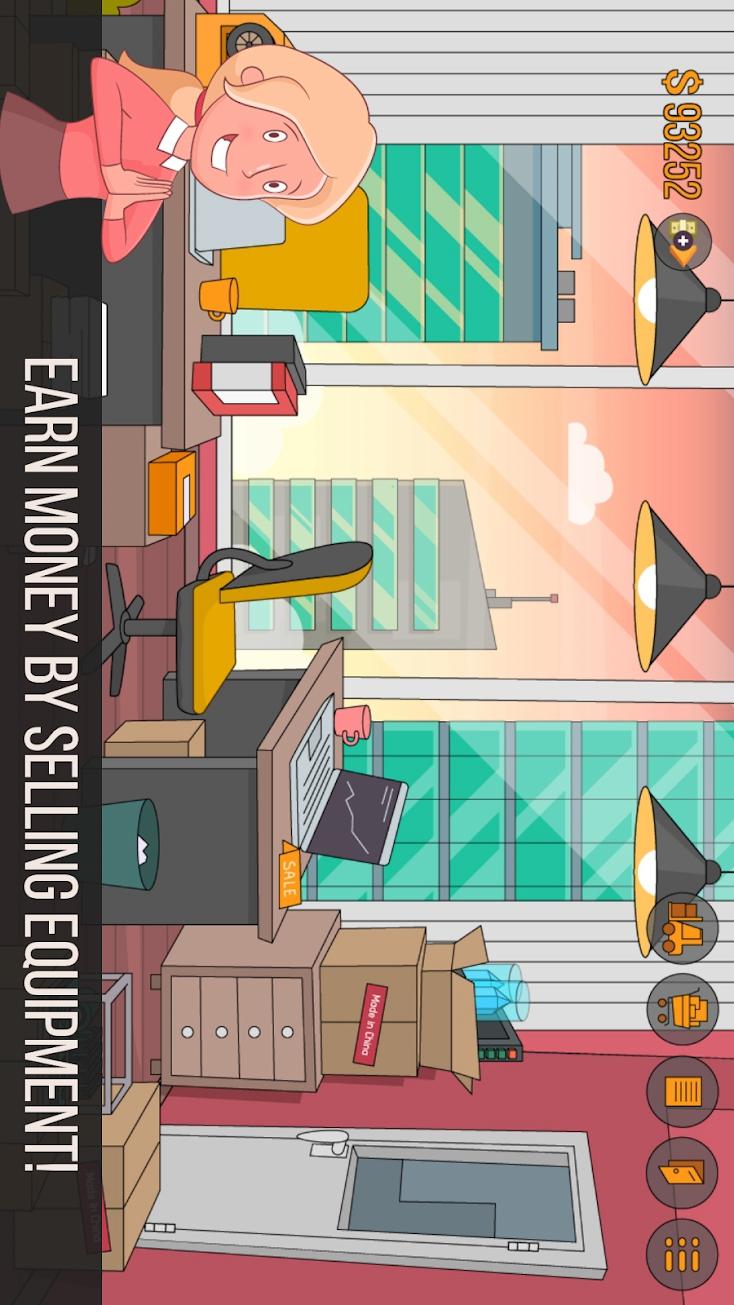 闲置矿工模拟器游戏截图