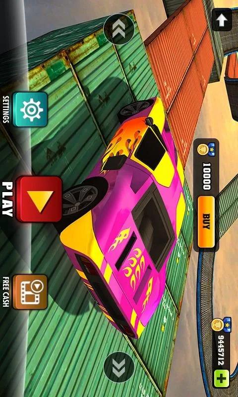 极限赛车道游戏截图