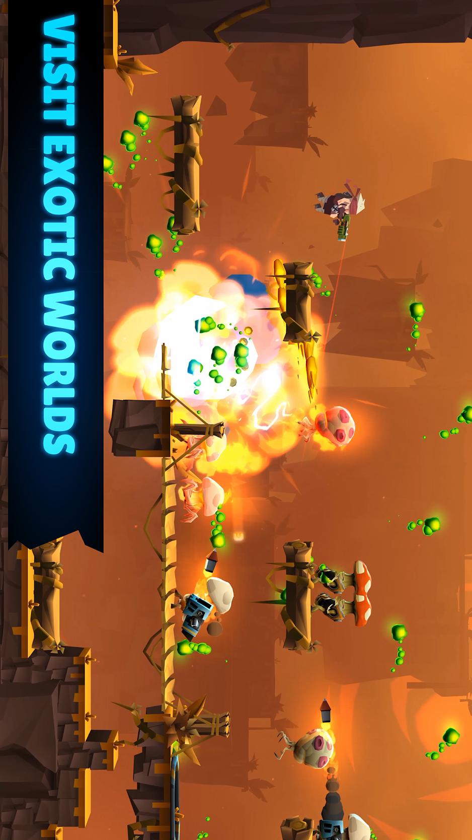 蘑菇杀手游戏截图