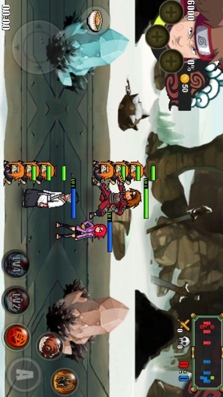 火影战记游戏截图