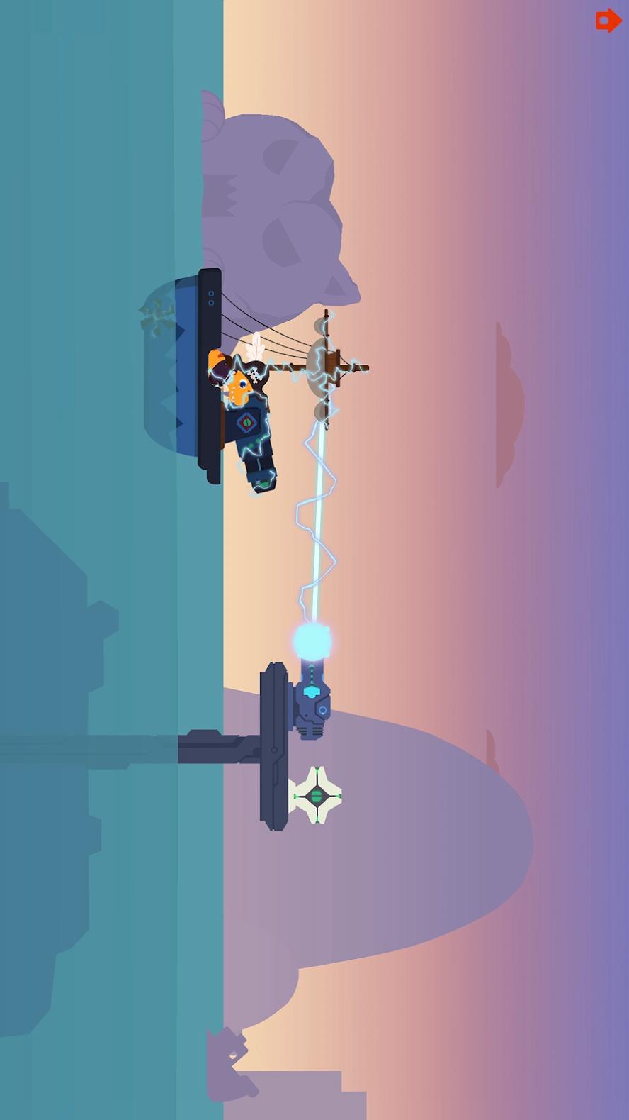 恐龙海盗船游戏截图