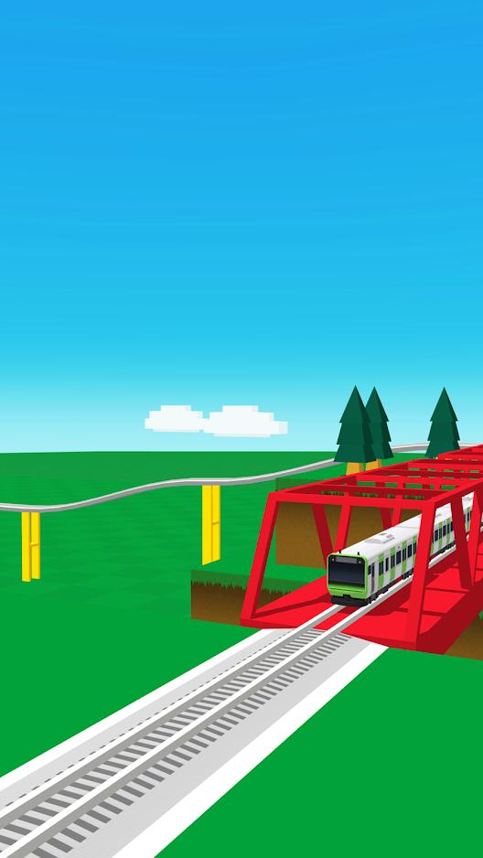 铁路模拟游戏截图