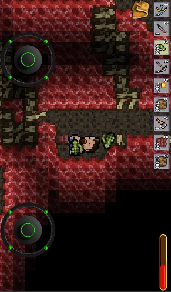 袖珍采矿机游戏截图