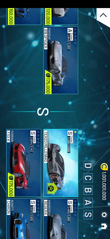 狂野飙车极速版2游戏截图