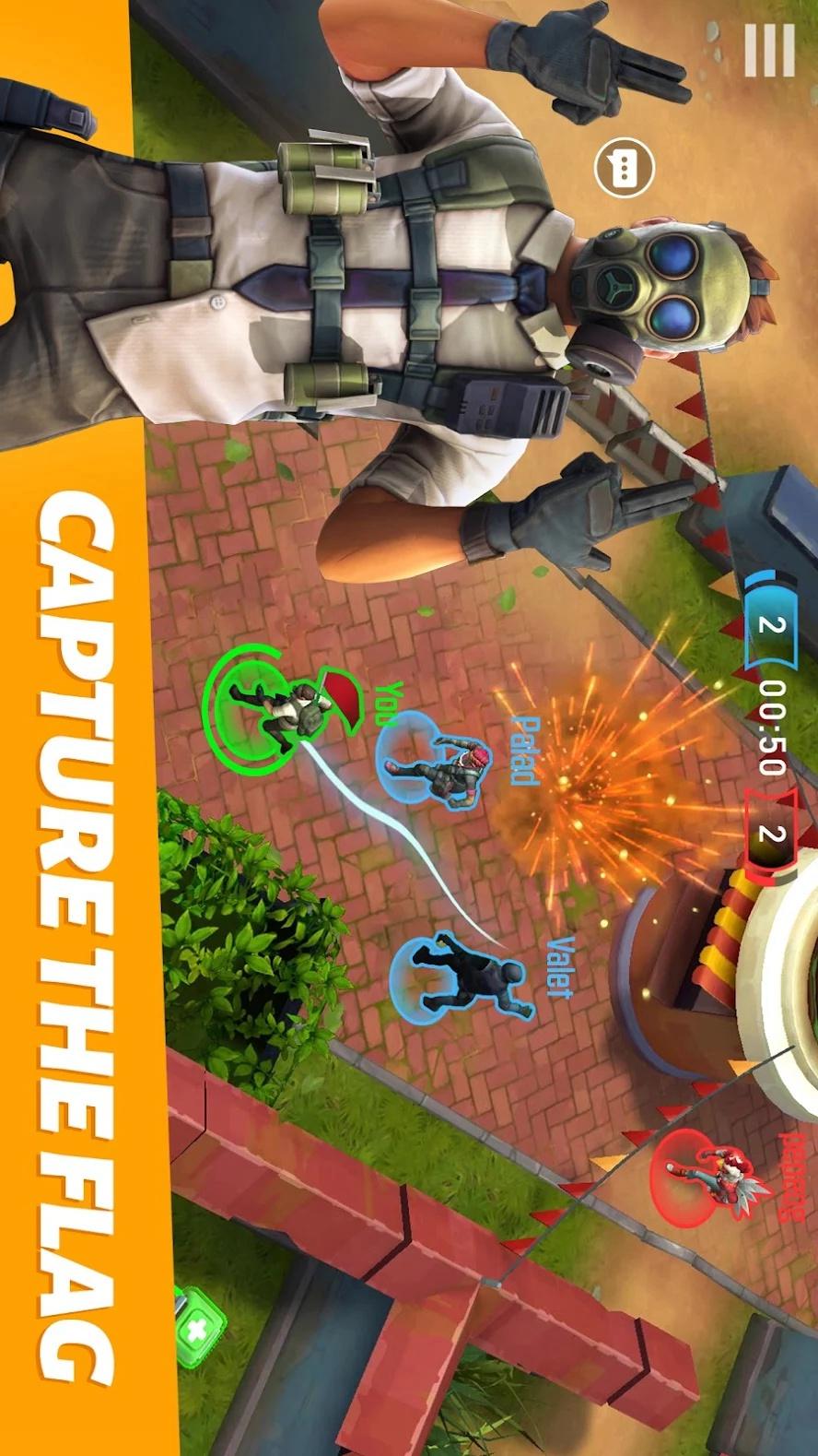 火力失控游戏截图