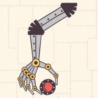 蒸汽朋克拼图图标